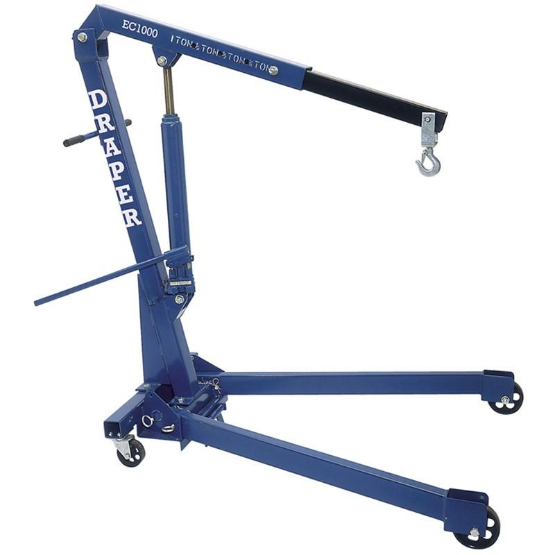 draper engine crane
