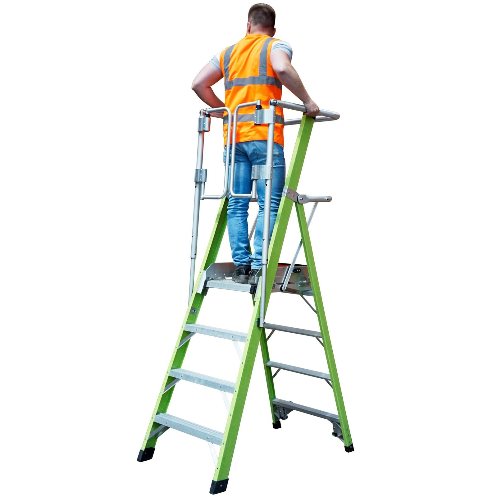 Ladders Podium Grt Hire