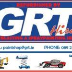 GRT Paintshop Sticker